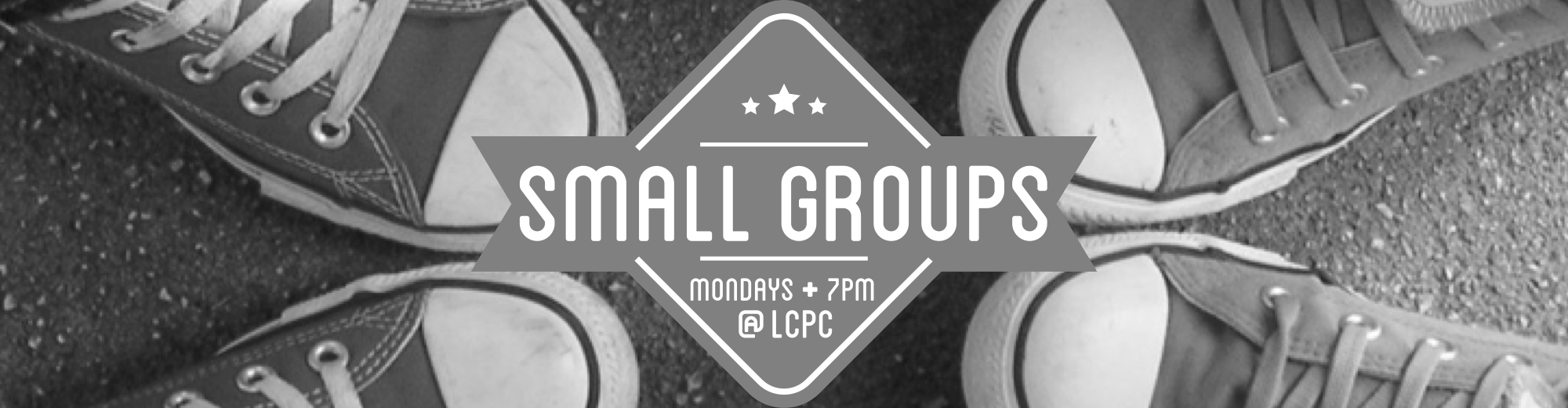 Small Groups Website Banner