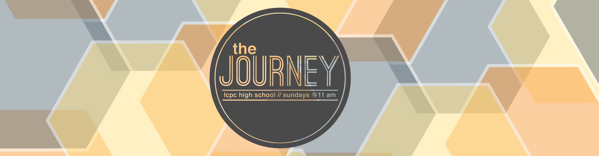 theJOURNEY Website Banner