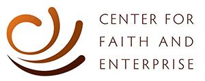 center for faith and enterprise logo