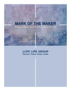 Mark of the Maker front page