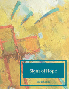 Signs of Hope front page