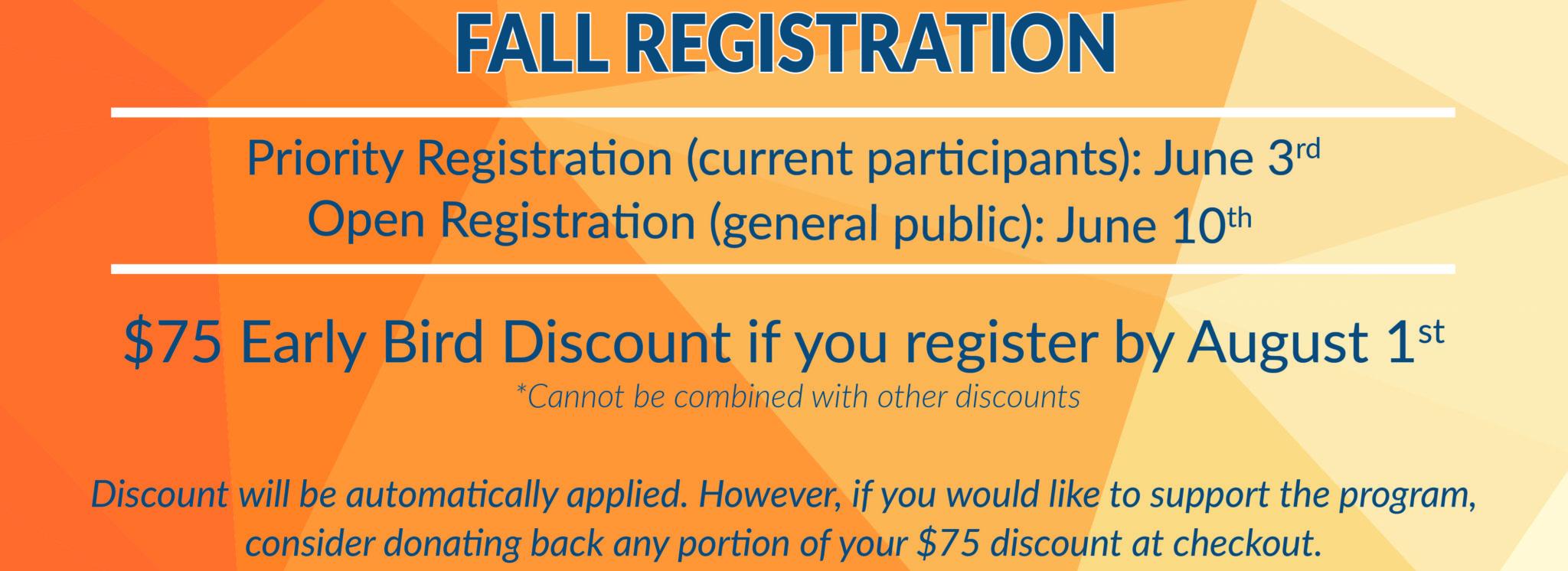 PED Registration Caveats