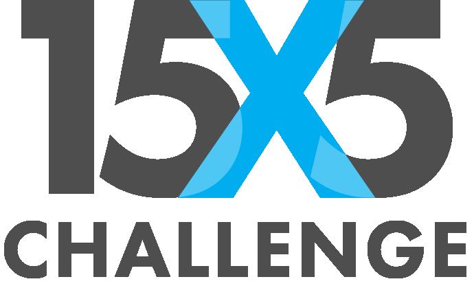 15x5 challenge