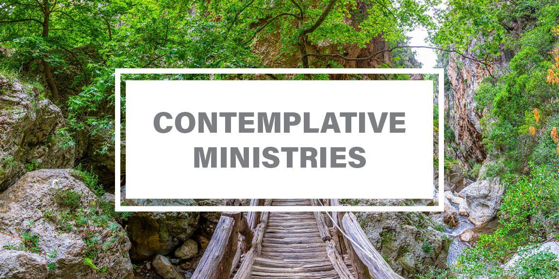 Contemplative Ministries Header Banner