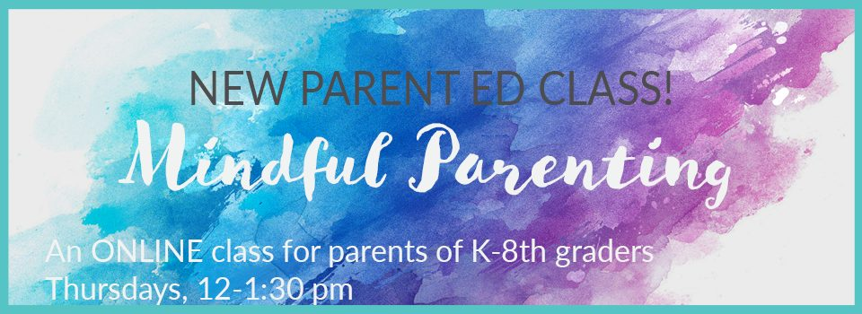 PED Mindful Parenting