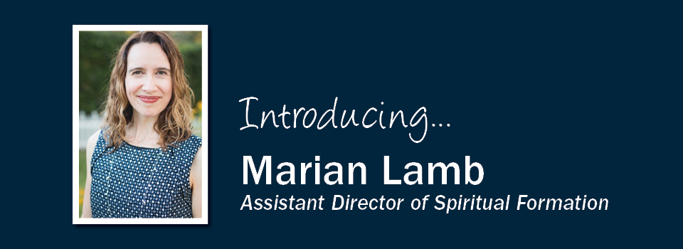 Marian Lamb Intro
