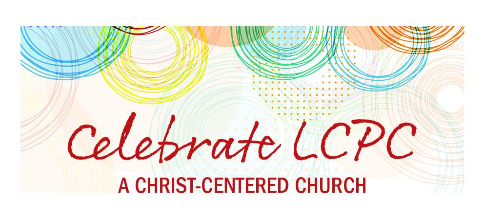 Celebrate LCPC logo