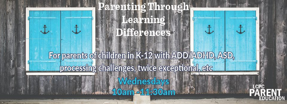 PED Learning Differences